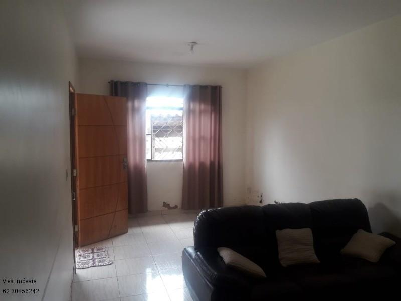 FOTO2 - Casa à venda Rua J 3,Mansões Paraíso, Aparecida de Goiânia - R$ 280.000 - CA0114 - 4