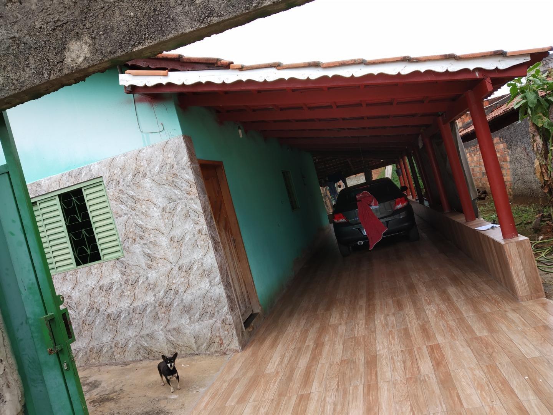 FOTO1 - Casa à venda Rua Hidrolândia,Jardim Helvécia Complemento, Aparecida de Goiânia - R$ 180.000 - CA0124 - 2