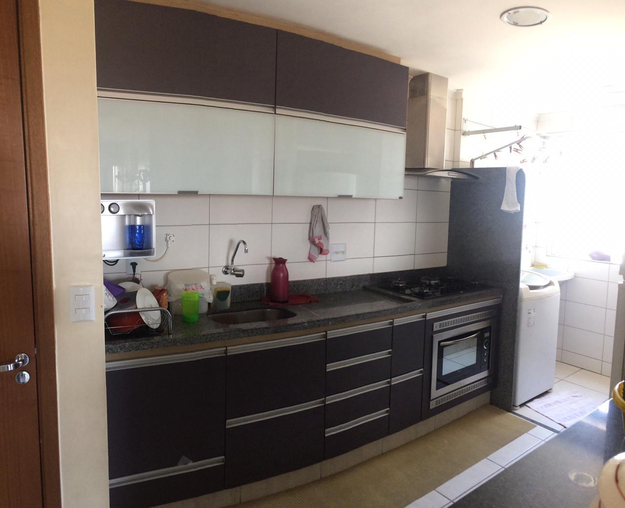 FOTO0 - Apartamento à venda Rua das Acácias,Jardim Maria Inez, Aparecida de Goiânia - R$ 235.000 - AP0019 - 1