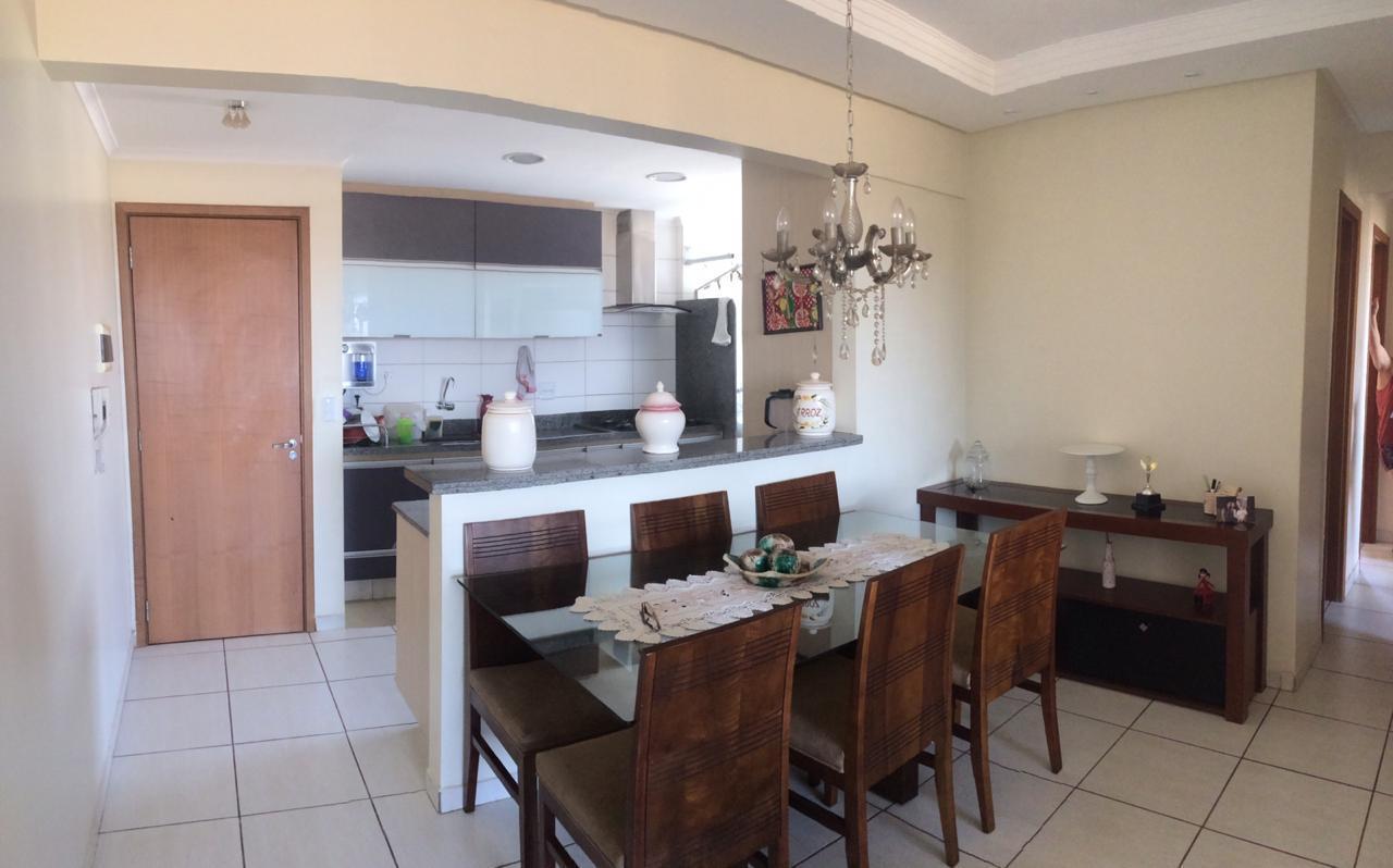FOTO1 - Apartamento à venda Rua das Acácias,Jardim Maria Inez, Aparecida de Goiânia - R$ 235.000 - AP0019 - 2