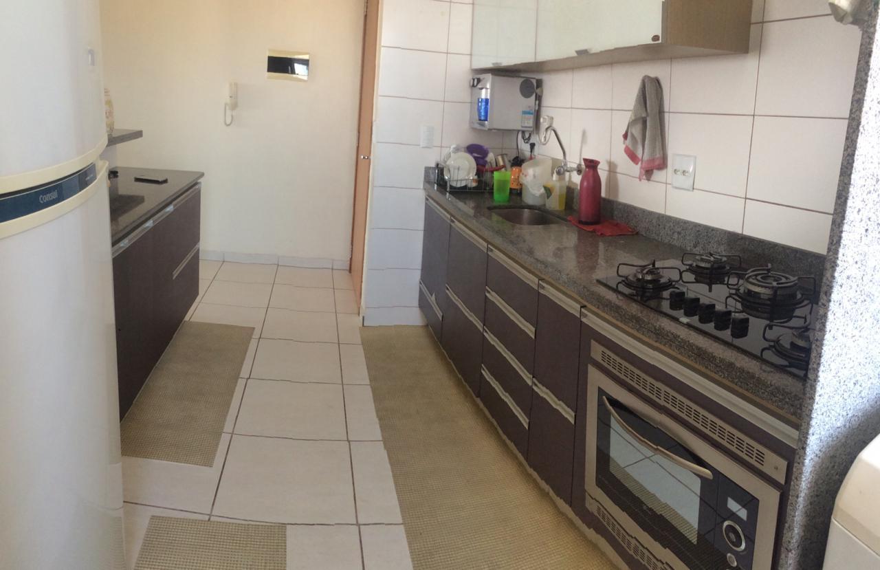 FOTO3 - Apartamento à venda Rua das Acácias,Jardim Maria Inez, Aparecida de Goiânia - R$ 235.000 - AP0019 - 4