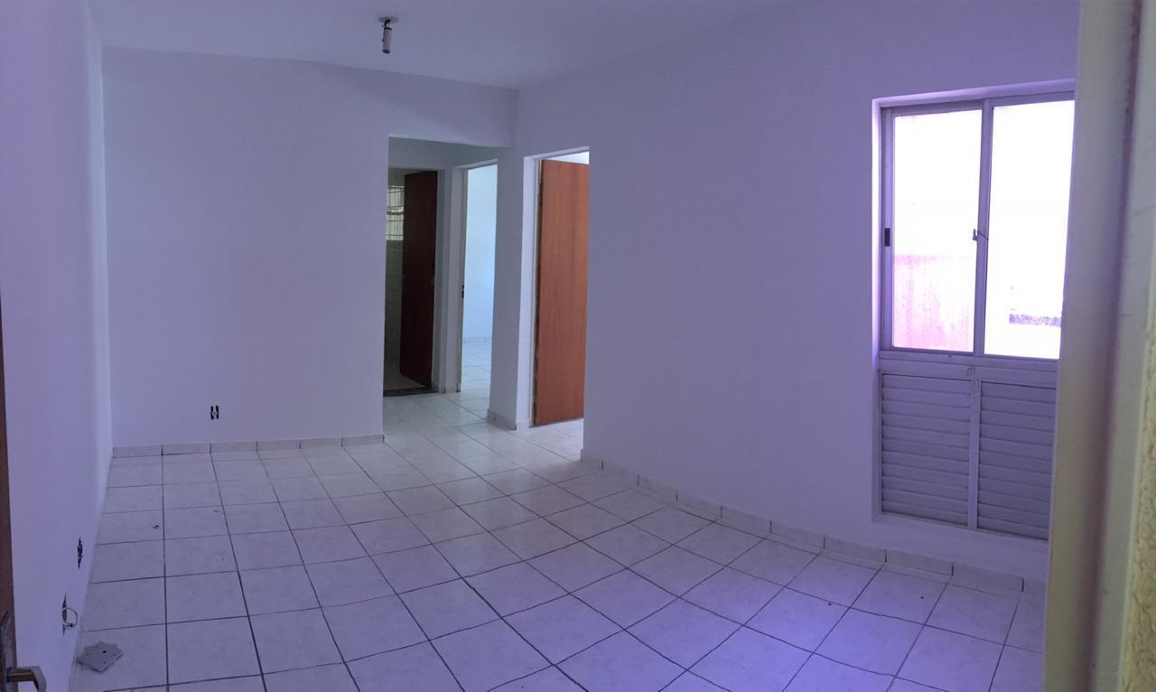FOTO0 - Apartamento para alugar Rua Antônio Barbosa Sandoval,Setor Central, Aparecida de Goiânia - R$ 800 - AP0020 - 1