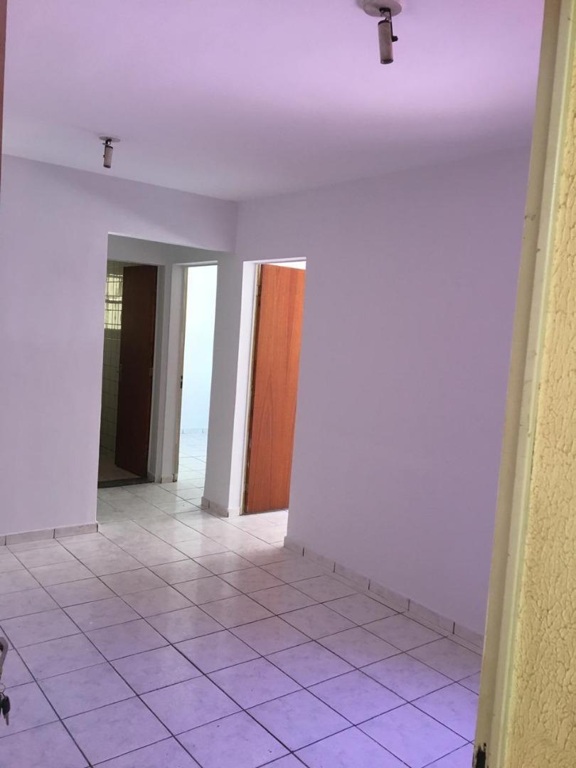FOTO2 - Apartamento para alugar Rua Antônio Barbosa Sandoval,Setor Central, Aparecida de Goiânia - R$ 800 - AP0020 - 6