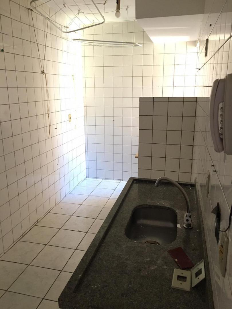 FOTO3 - Apartamento para venda e aluguel Rua Antônio Barbosa Sandoval,Setor Central, Aparecida de Goiânia - R$ 120.000 - AP0020 - 4