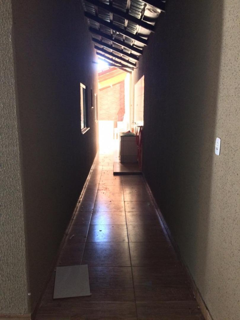 FOTO11 - Casa à venda Rua Borax,Setor Conde dos Arcos, Aparecida de Goiânia - R$ 275.000 - CA0179 - 12