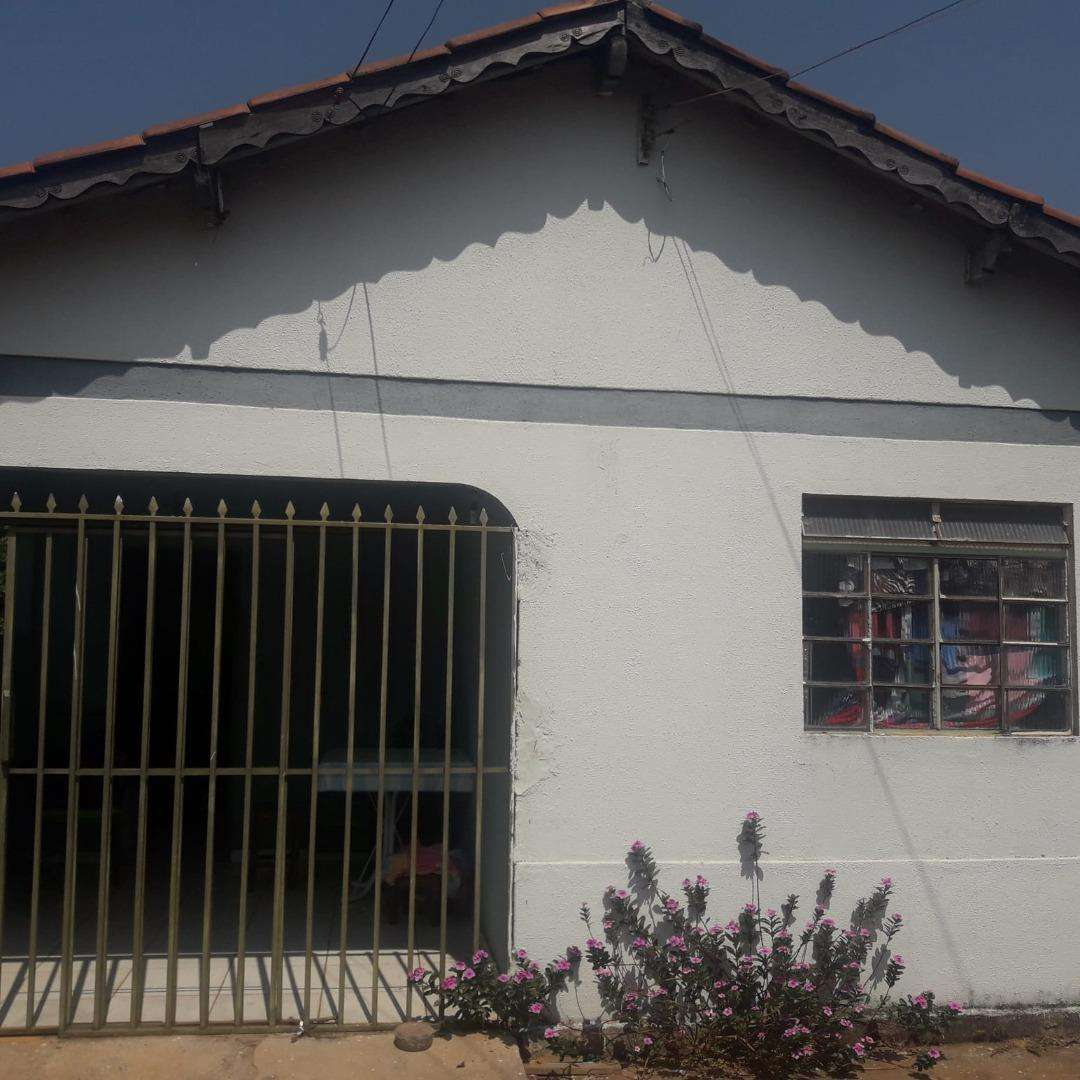 FOTO0 - Casa à venda Rua J 16,Papillon Park, Aparecida de Goiânia - R$ 150.000 - CA0218 - 1