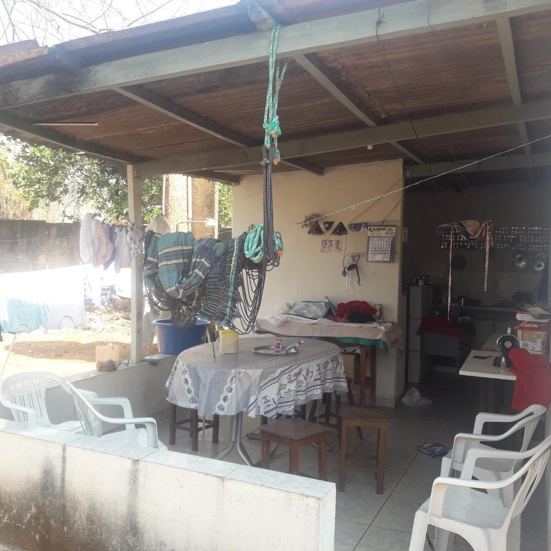 FOTO9 - Casa à venda Rua J 16,Papillon Park, Aparecida de Goiânia - R$ 150.000 - CA0218 - 11