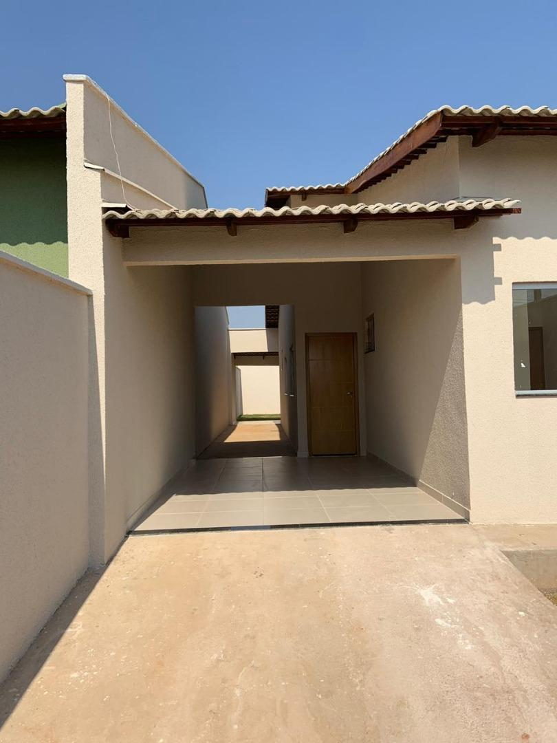 FOTO15 - Casa à venda Rua Farme de Amoedo,Jardim Buriti Sereno, Aparecida de Goiânia - R$ 170.000 - CA0261 - 16