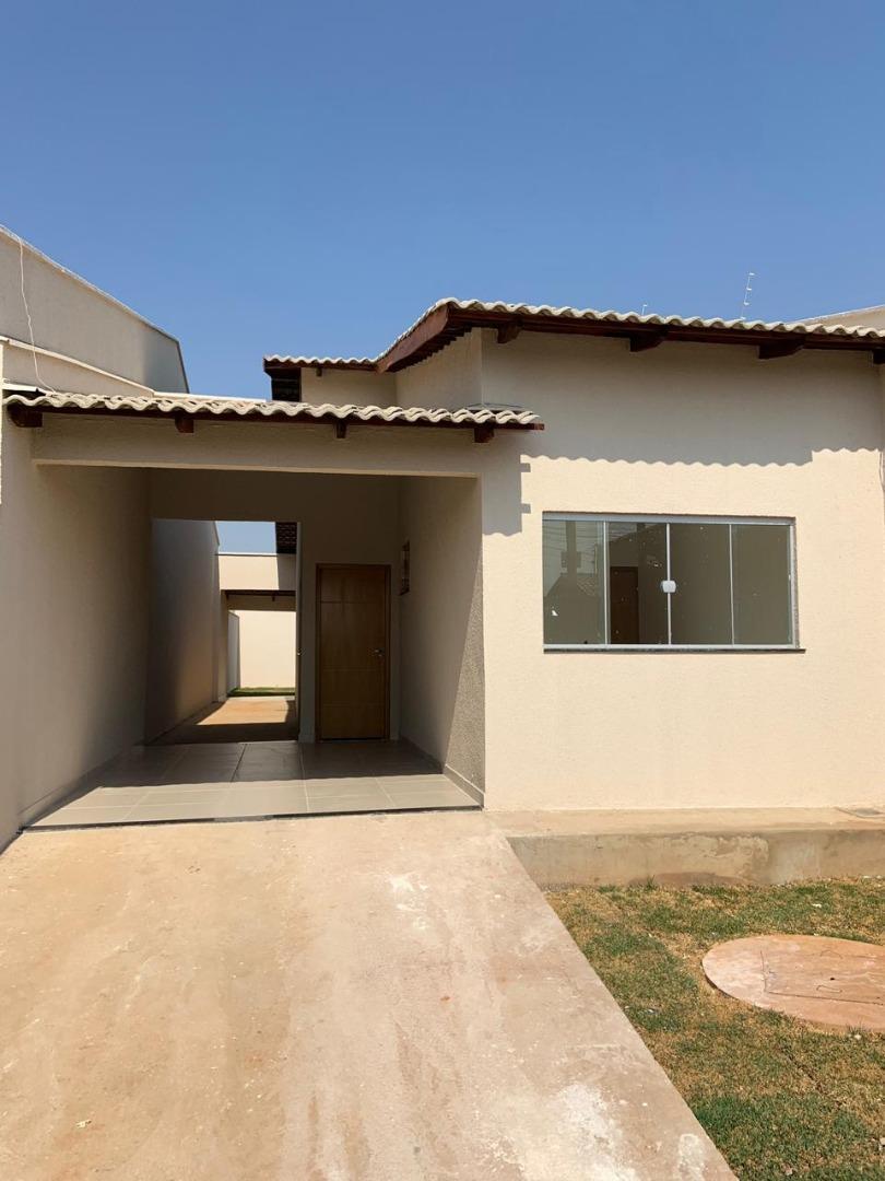 FOTO2 - Casa à venda Rua Farme de Amoedo,Jardim Buriti Sereno, Aparecida de Goiânia - R$ 170.000 - CA0261 - 3