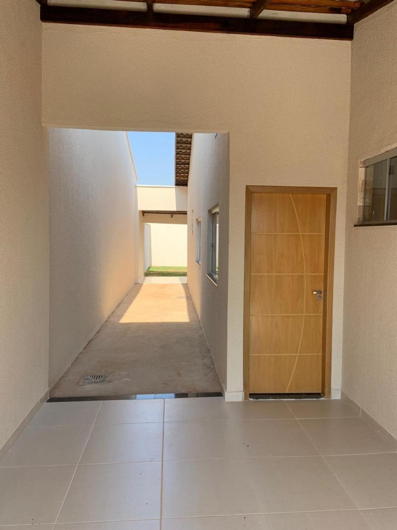 FOTO6 - Casa à venda Rua Farme de Amoedo,Jardim Buriti Sereno, Aparecida de Goiânia - R$ 170.000 - CA0261 - 7