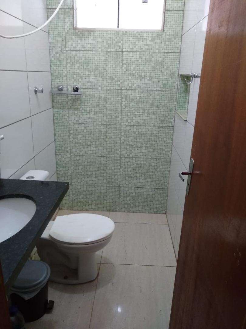 FOTO7 - Casa à venda Avenida São João,Residencial Alvaluz, Aparecida de Goiânia - R$ 200.000 - CA0264 - 8