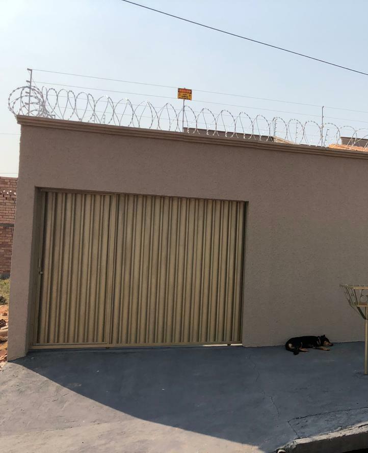 FOTO1 - Casa à venda Alameda A 3,Residencial Alvaluz, Aparecida de Goiânia - R$ 180.000 - CA0265 - 2