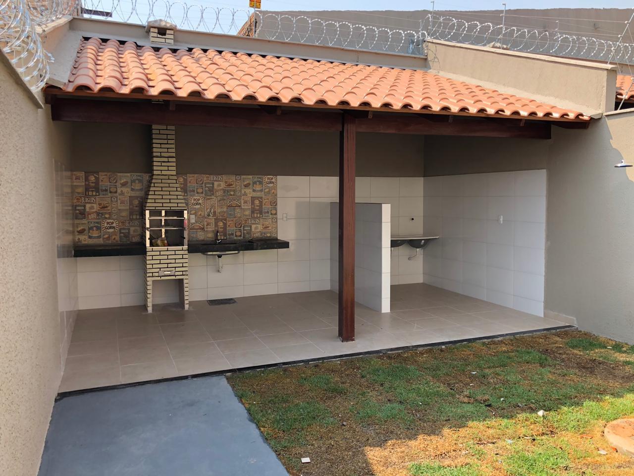 FOTO3 - Casa à venda Alameda A 3,Residencial Alvaluz, Aparecida de Goiânia - R$ 180.000 - CA0265 - 4