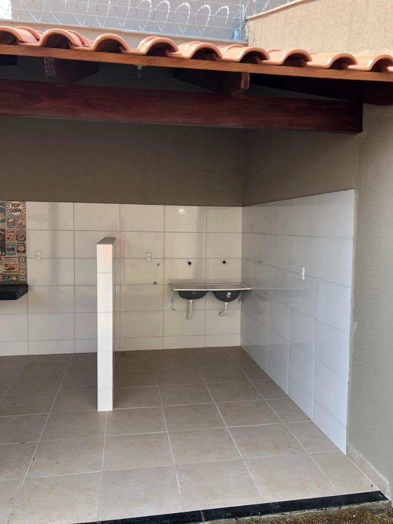 FOTO4 - Casa à venda Alameda A 3,Residencial Alvaluz, Aparecida de Goiânia - R$ 180.000 - CA0265 - 5