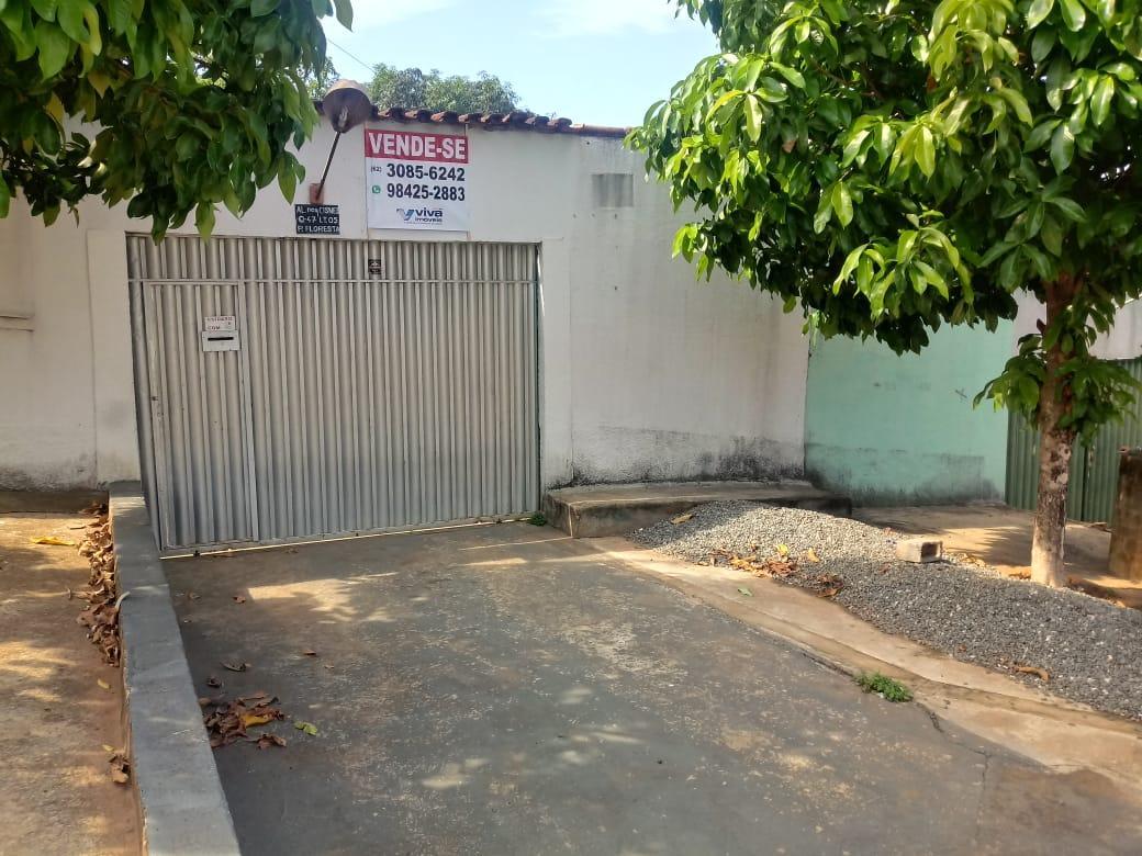 FOTO7 - Casa à venda Rua dos Tucanos,American Parque, Aparecida de Goiânia - R$ 135.000 - CA0272 - 9