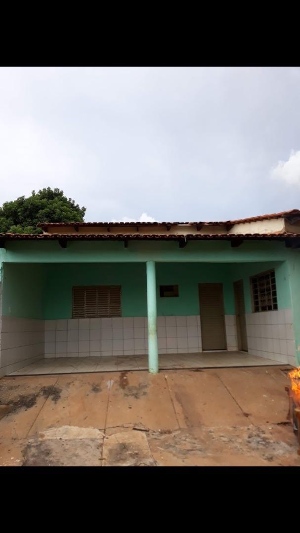 FOTO0 - Casa à venda Rua Nestor Veiga Jardim,Parque Industrial Santo Antônio, Aparecida de Goiânia - R$ 180.000 - CA0286 - 1