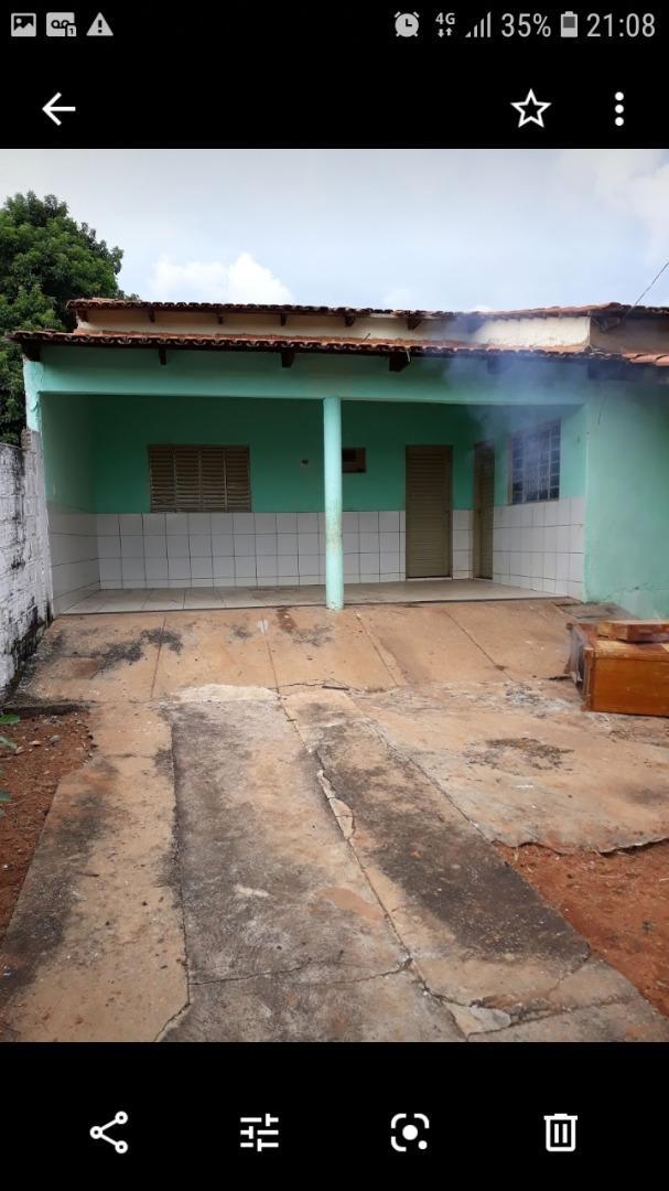 FOTO12 - Casa à venda Rua Nestor Veiga Jardim,Parque Industrial Santo Antônio, Aparecida de Goiânia - R$ 180.000 - CA0286 - 13