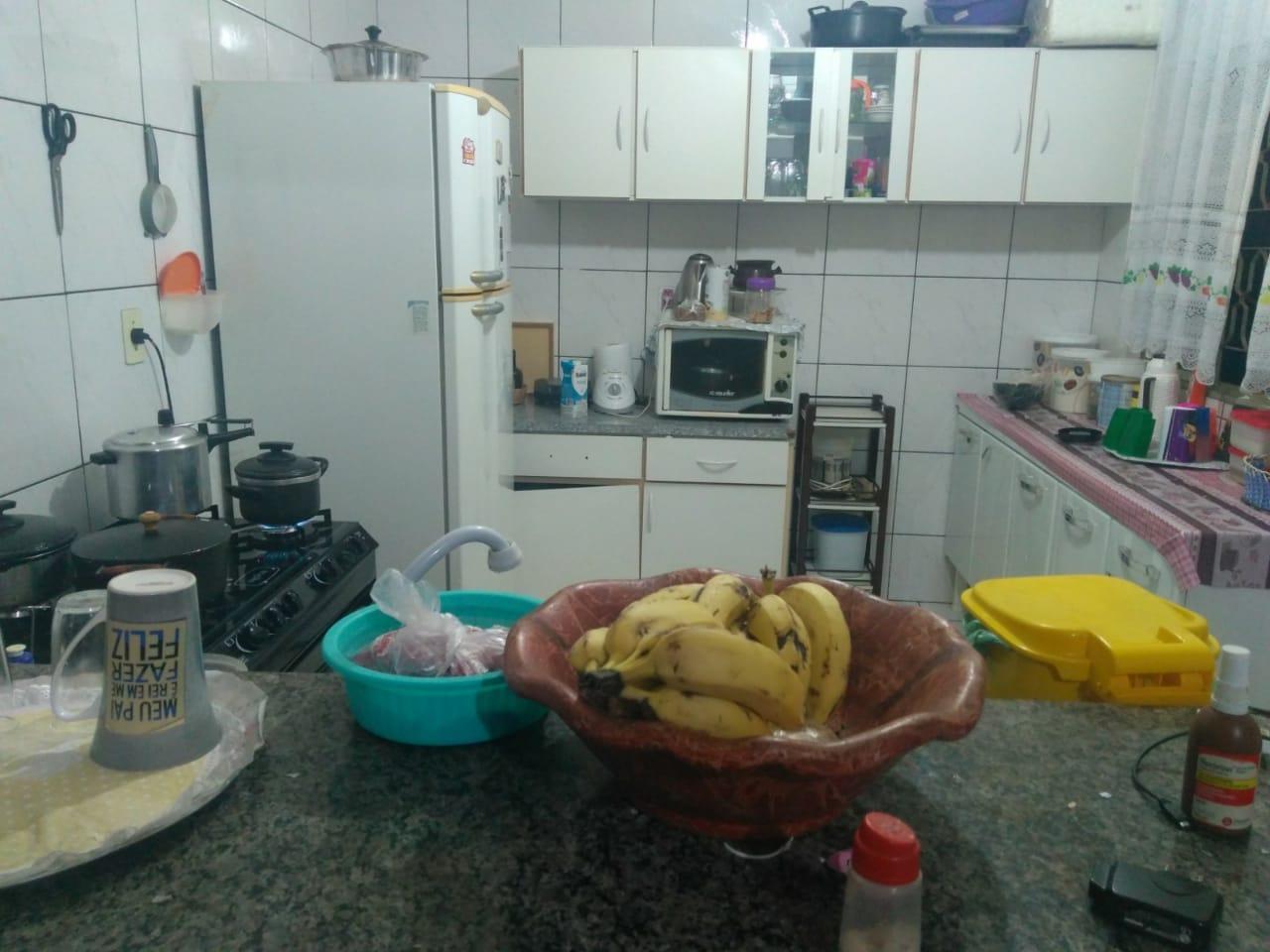 FOTO7 - Casa à venda Rua Nestor Veiga Jardim,Parque Industrial Santo Antônio, Aparecida de Goiânia - R$ 180.000 - CA0286 - 8