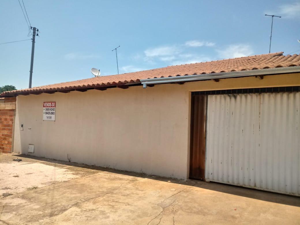 FOTO0 - Casa à venda Rua Dona Maria Edila Curado Veiga Jardim,Parque Veiga Jardim, Aparecida de Goiânia - R$ 250.000 - CA0287 - 1
