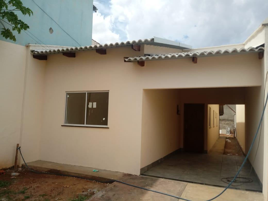 FOTO1 - Casa à venda Rua J 16,Papillon Park, Aparecida de Goiânia - R$ 190.000 - CA0291 - 2