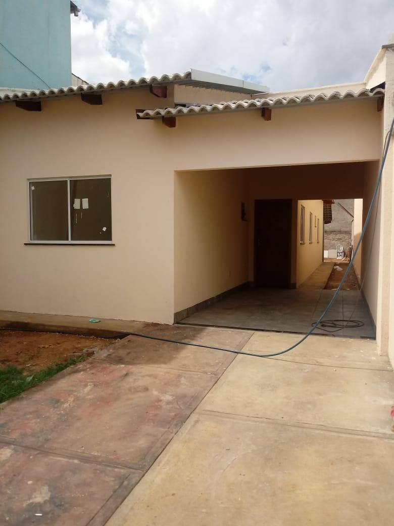 FOTO2 - Casa à venda Rua J 16,Papillon Park, Aparecida de Goiânia - R$ 190.000 - CA0291 - 3