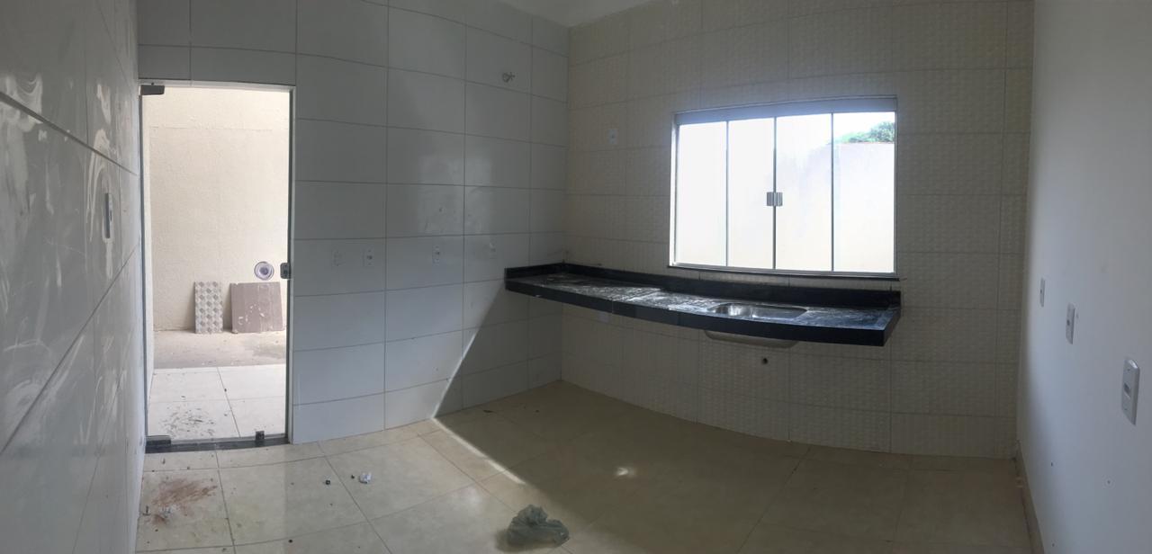 FOTO10 - Casa à venda Rua das Codornas,Setor Morada dos Pássaros, Aparecida de Goiânia - R$ 190.000 - CA0292 - 11