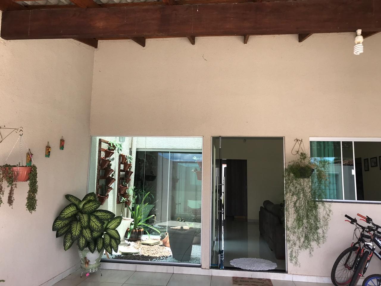 FOTO0 - Casa à venda Rua J 52,Mansões Paraíso, Aparecida de Goiânia - R$ 430.000 - CA0295 - 1