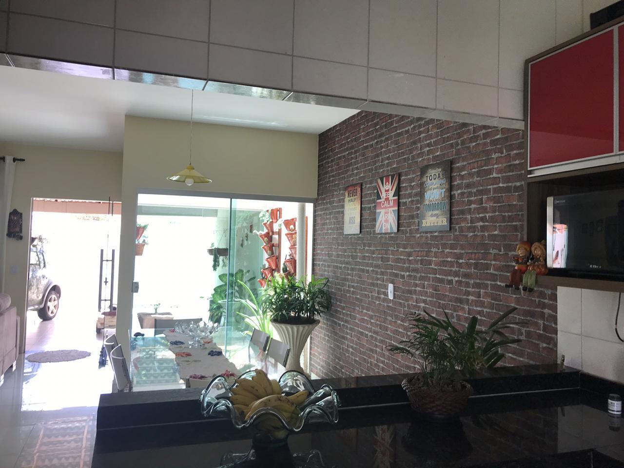 FOTO1 - Casa à venda Rua J 52,Mansões Paraíso, Aparecida de Goiânia - R$ 430.000 - CA0295 - 3