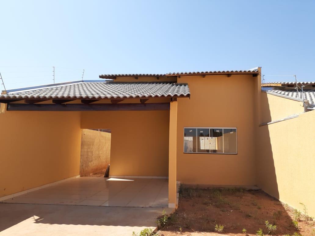 FOTO0 - Casa à venda Avenida Terceira Avenida,Setor Aeroporto Sul, Aparecida de Goiânia - R$ 160.000 - CA0297 - 1