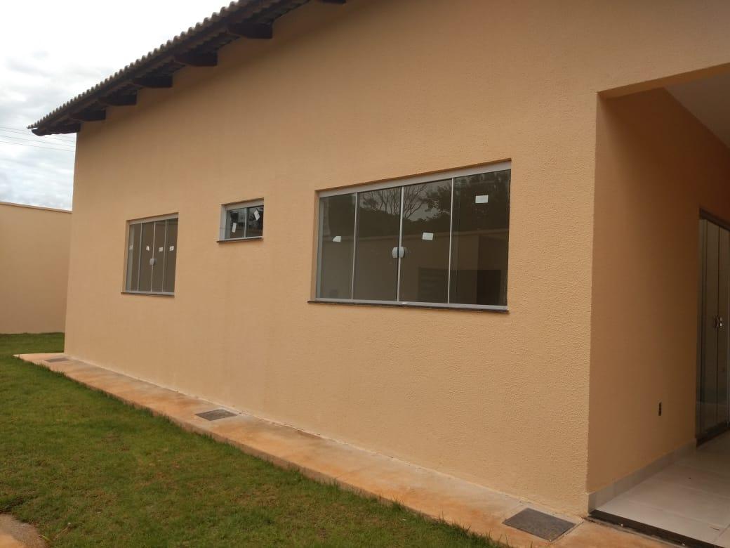 FOTO13 - Casa à venda Alameda Maurílio Félix de Sousa,Residencial Solar Central Park, Aparecida de Goiânia - R$ 180.000 - CA0299 - 14
