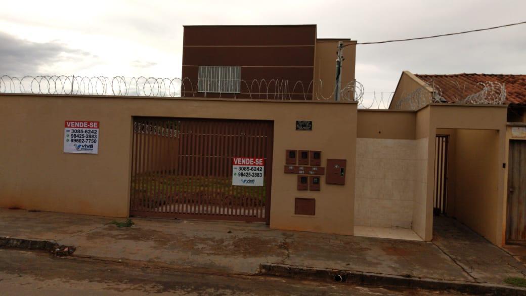 FOTO0 - Apartamento à venda Rua Josefina Veiga Jubé,Parque Industrial Santo Antônio, Aparecida de Goiânia - R$ 149.000 - AP0033 - 1