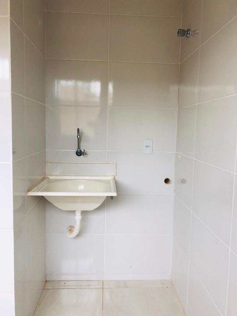 FOTO17 - Apartamento à venda Rua Josefina Veiga Jubé,Parque Industrial Santo Antônio, Aparecida de Goiânia - R$ 149.000 - AP0033 - 19