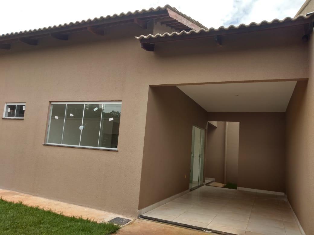 FOTO16 - Casa à venda Alameda Maurílio Félix de Sousa,Residencial Solar Central Park, Aparecida de Goiânia - R$ 170.000 - CA0300 - 18