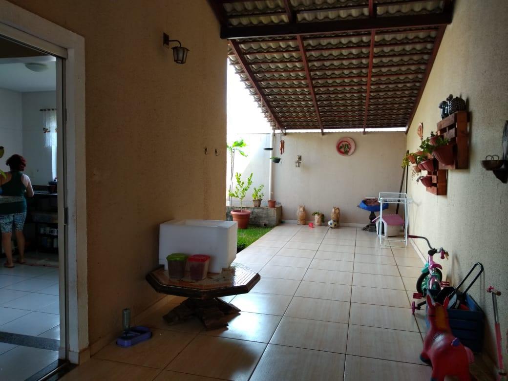 FOTO1 - Casa à venda Rua 5,Chácaras São Pedro, Aparecida de Goiânia - R$ 250.000 - CA0305 - 3