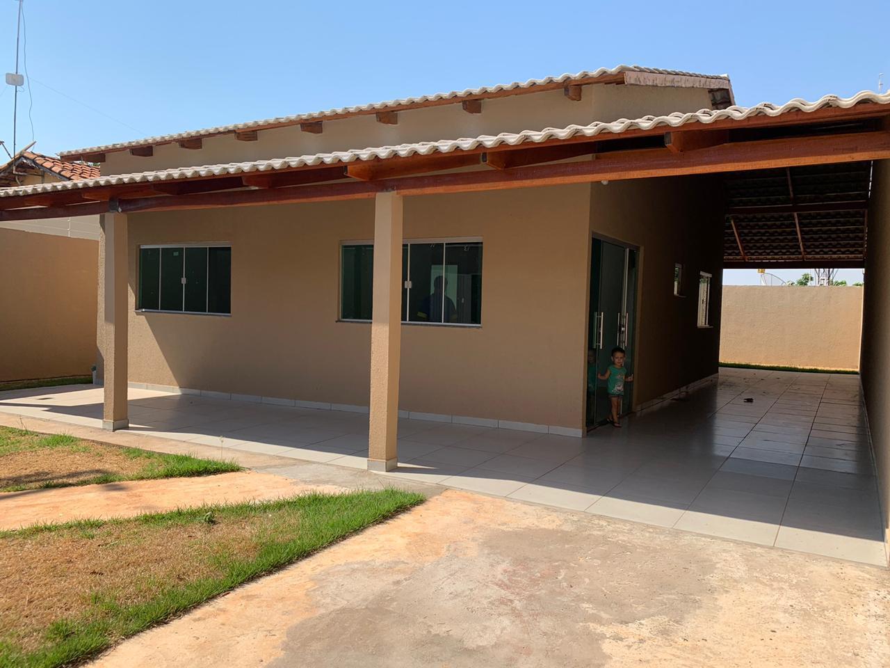 FOTO0 - Casa à venda Rua H 80,Cidade Vera Cruz, Aparecida de Goiânia - R$ 270.000 - CA0308 - 1