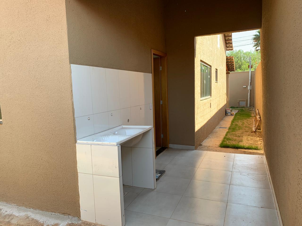 FOTO6 - Casa à venda Rua H 80,Cidade Vera Cruz, Aparecida de Goiânia - R$ 270.000 - CA0308 - 8