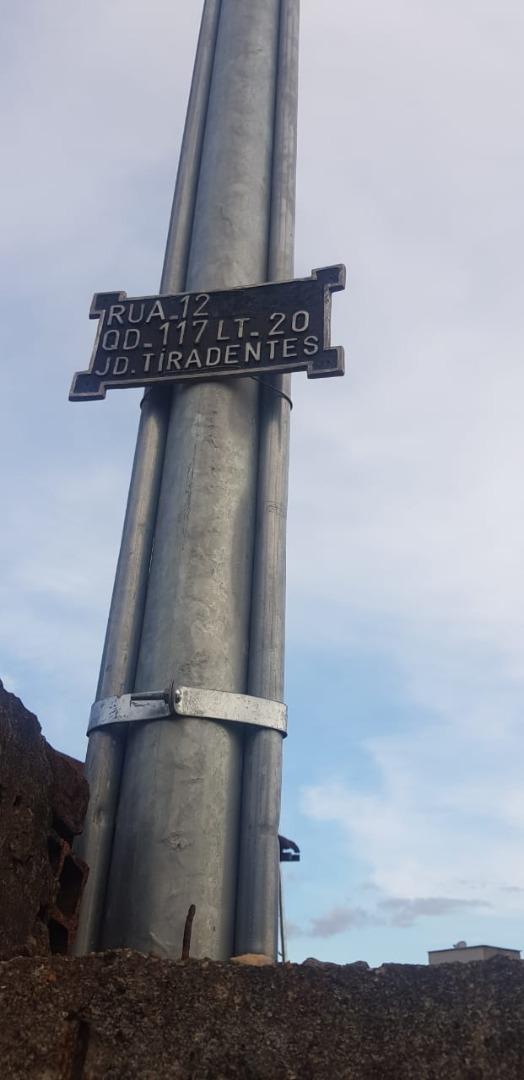 FOTO4 - Casa à venda Rua 12,Jardim Tiradentes, Aparecida de Goiânia - R$ 110.000 - CA0323 - 6