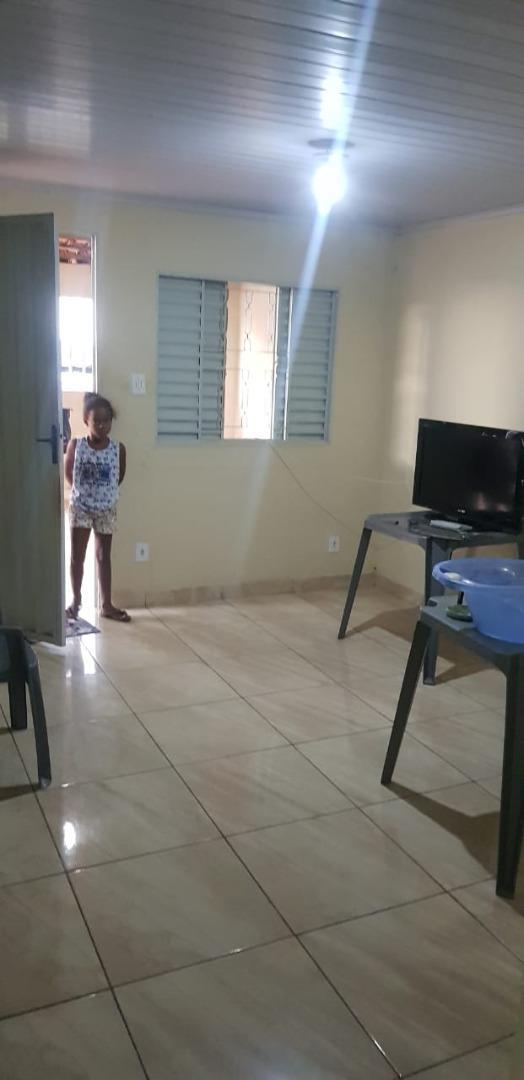 FOTO5 - Casa à venda Rua 12,Jardim Tiradentes, Aparecida de Goiânia - R$ 110.000 - CA0323 - 7