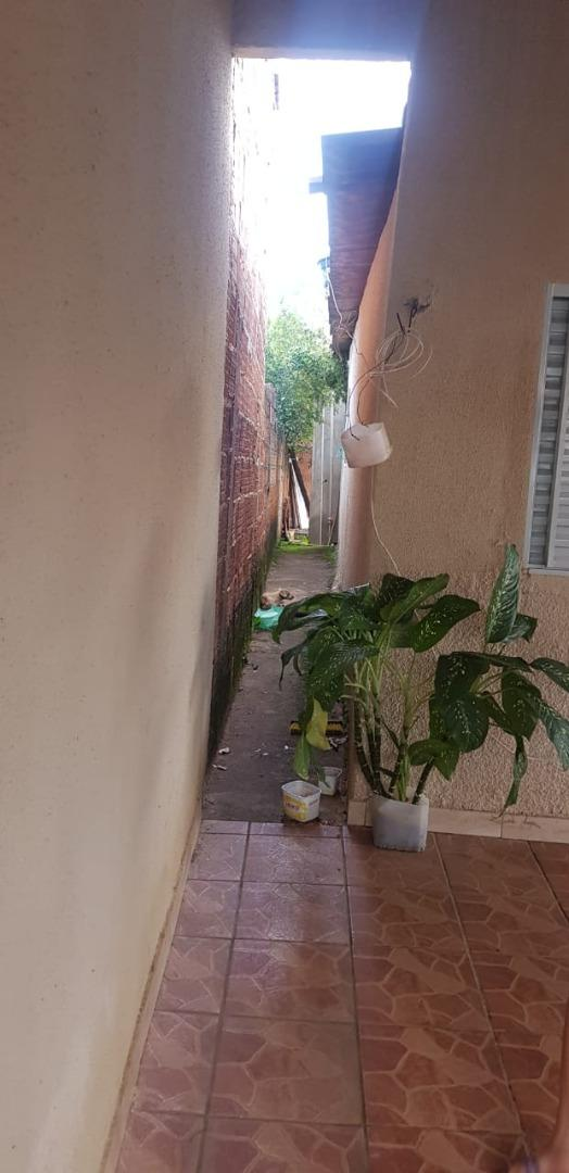 FOTO6 - Casa à venda Rua 12,Jardim Tiradentes, Aparecida de Goiânia - R$ 110.000 - CA0323 - 8