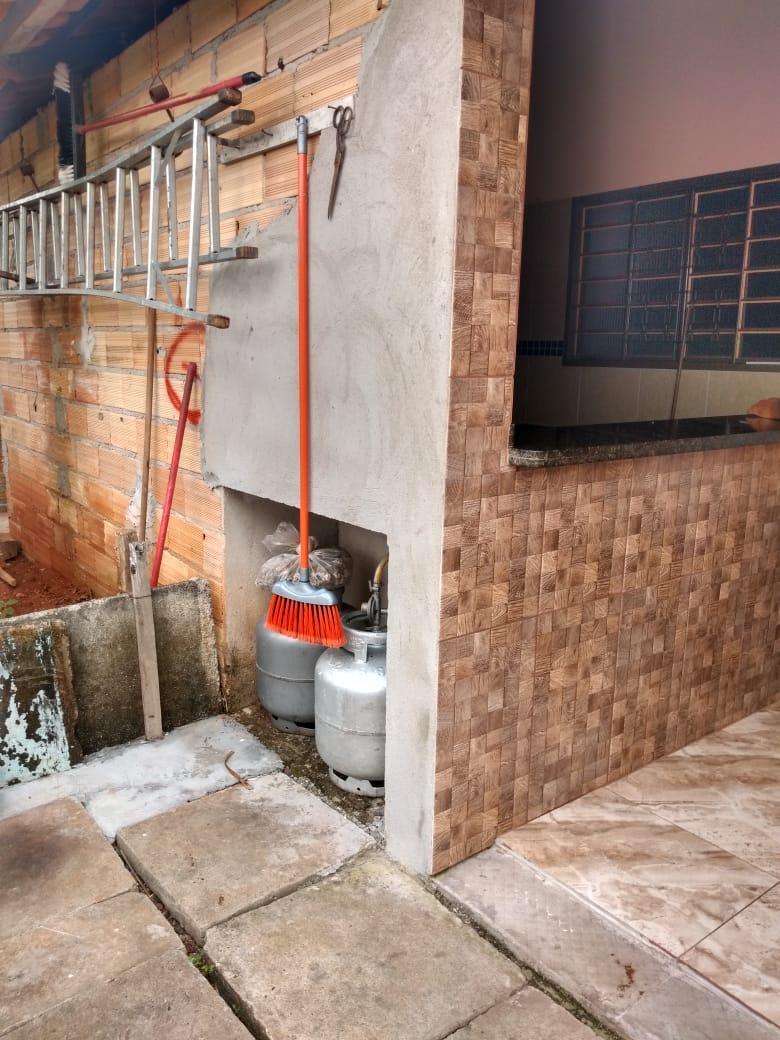 FOTO7 - Casa à venda Rua J 17,Papillon Park, Aparecida de Goiânia - R$ 250.000 - CA0330 - 9