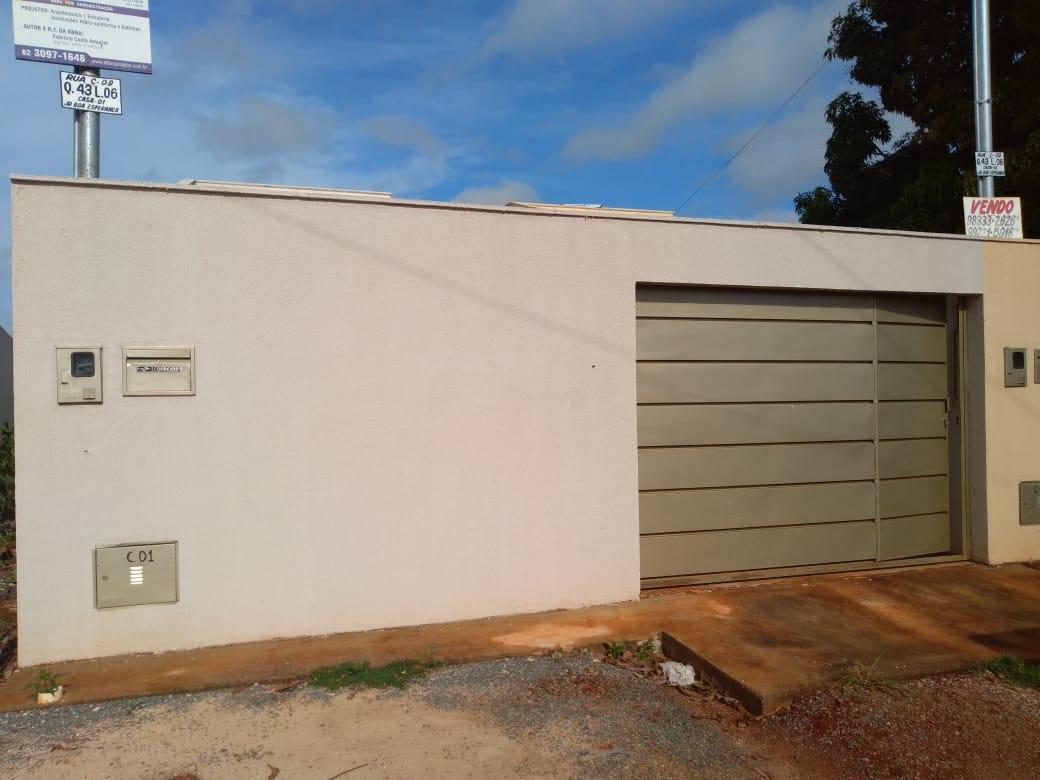FOTO0 - Casa à venda Avenida C 31,Jardim Boa Esperança, Aparecida de Goiânia - R$ 155.000 - CA0339 - 1
