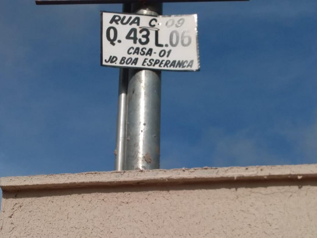 FOTO1 - Casa à venda Avenida C 31,Jardim Boa Esperança, Aparecida de Goiânia - R$ 155.000 - CA0339 - 3