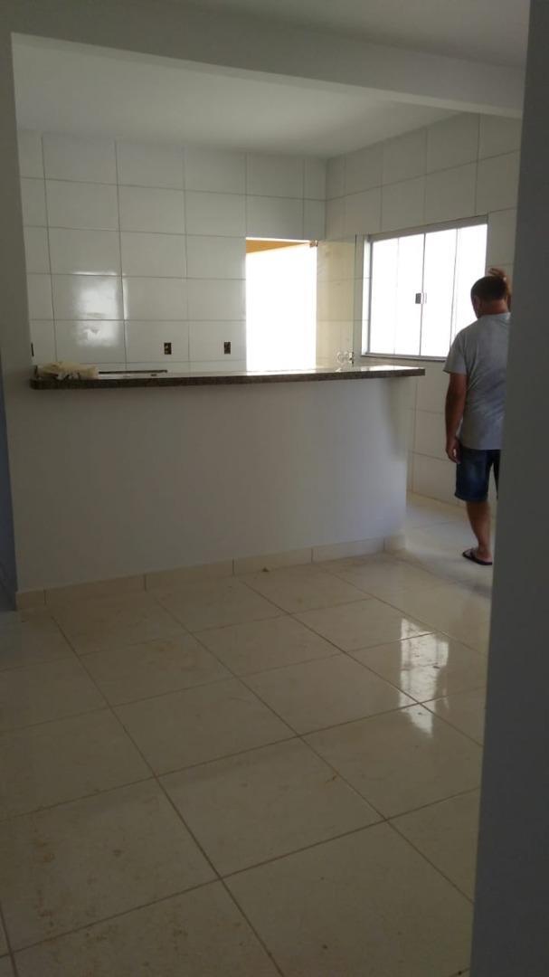 FOTO13 - Casa à venda Rua Beira Alta,Parque das Nações, Aparecida de Goiânia - R$ 180.000 - CA0341 - 15