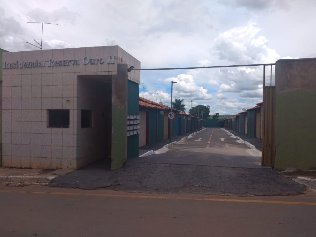 FOTO0 - Casa para alugar Rua Central,Chácaras Santa Luzia, Aparecida de Goiânia - R$ 750 - CA0343 - 1