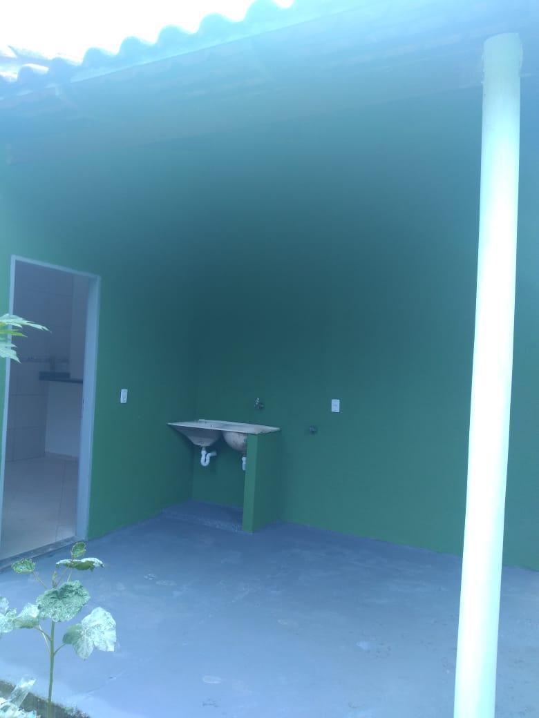 FOTO6 - Casa para alugar Rua Central,Chácaras Santa Luzia, Aparecida de Goiânia - R$ 750 - CA0343 - 7