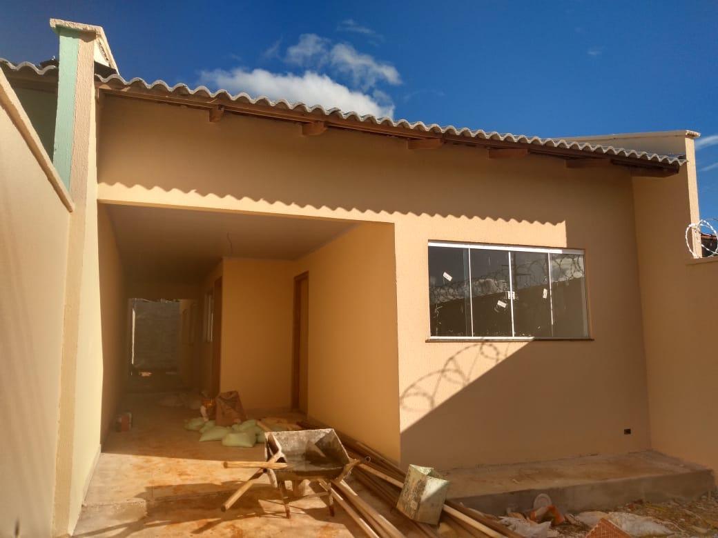 FOTO0 - Casa à venda Rua H 132,Cidade Vera Cruz, Aparecida de Goiânia - R$ 185.000 - CA0346 - 1