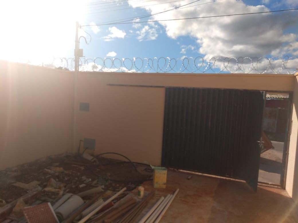 FOTO4 - Casa à venda Rua H 132,Cidade Vera Cruz, Aparecida de Goiânia - R$ 185.000 - CA0346 - 6