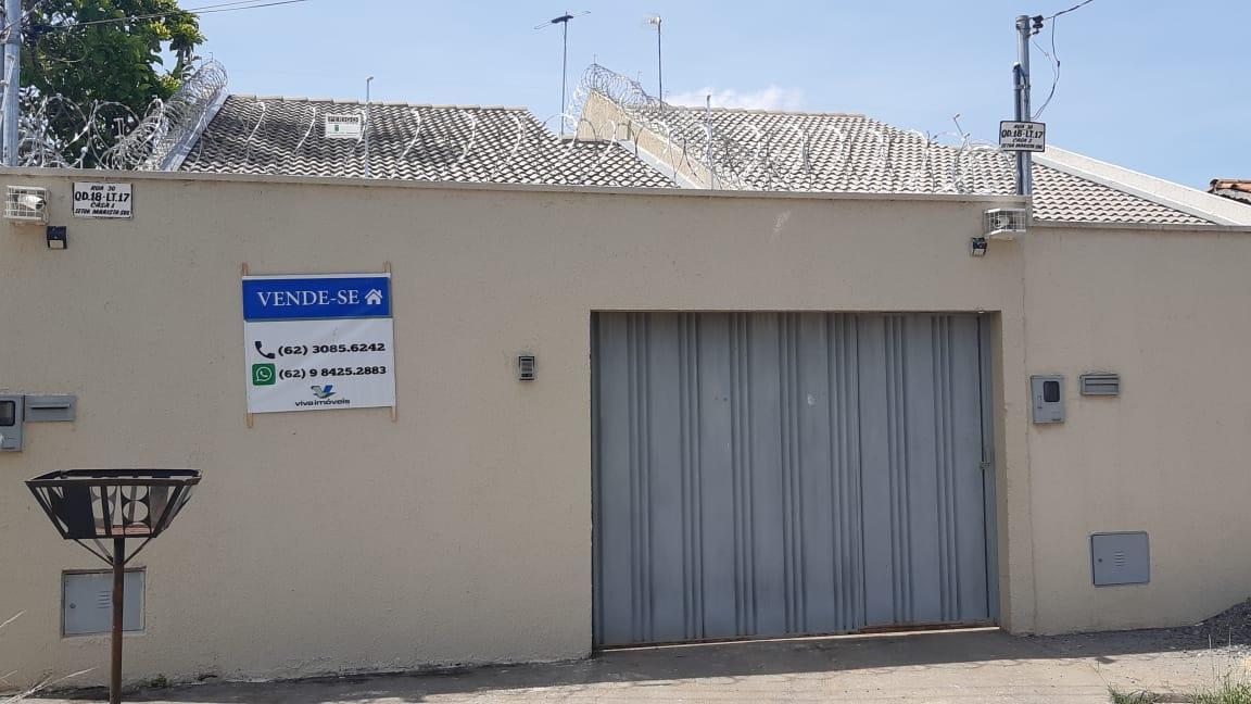 FOTO0 - Casa à venda Rua 30,Setor Marista Sul, Aparecida de Goiânia - R$ 80.000 - CA0351 - 1