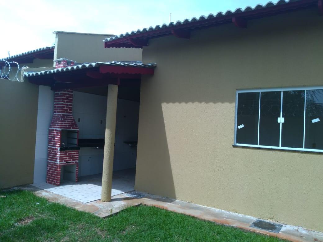 FOTO0 - Casa à venda Rua Alexandria,Parque das Nações, Aparecida de Goiânia - R$ 180.000 - CA0354 - 1