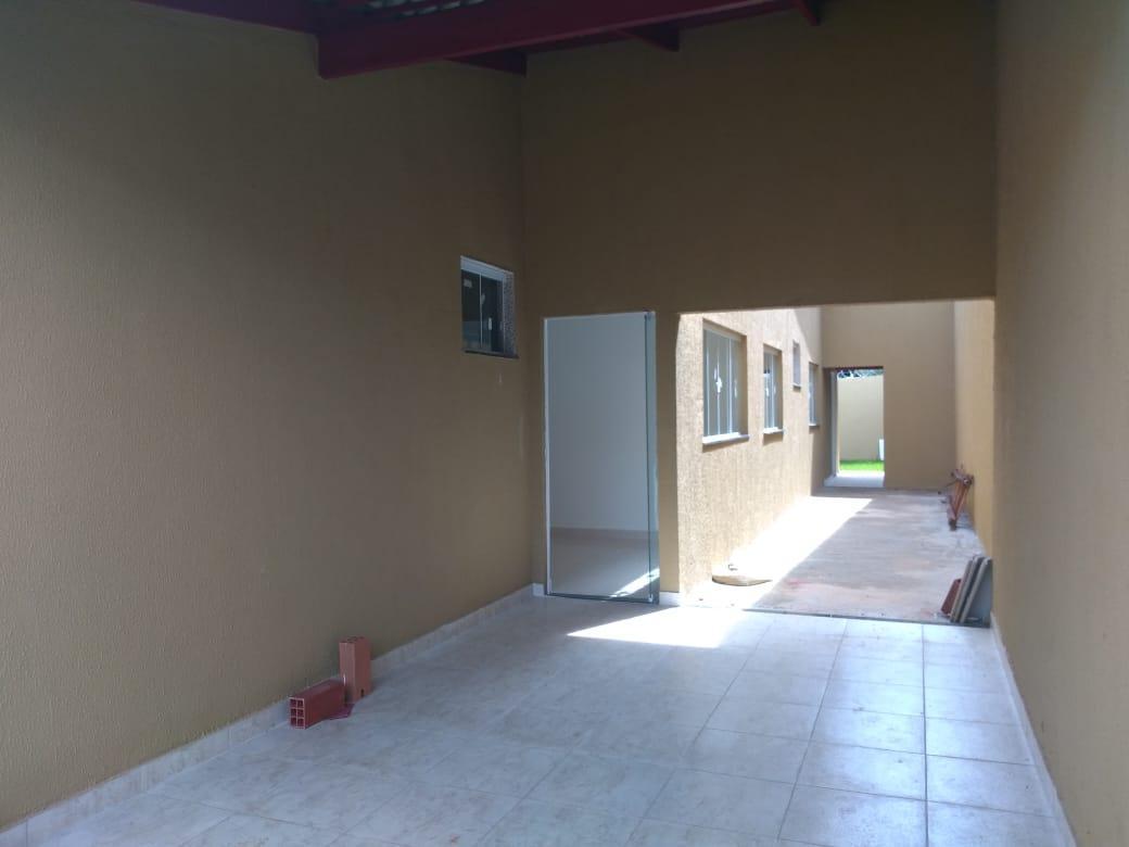 FOTO1 - Casa à venda Rua Alexandria,Parque das Nações, Aparecida de Goiânia - R$ 180.000 - CA0354 - 3